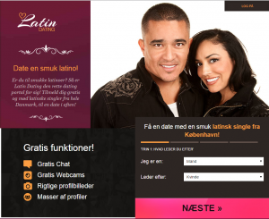 Find en fræk latina med latin dating.