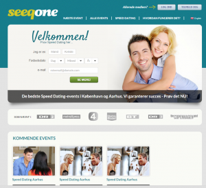 Speeddating hos Seeqone