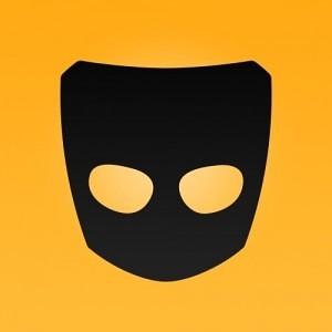 Grindr appens logo.
